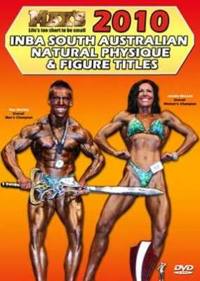 2010 INBA South Australian Natural Physique and Figure Titles