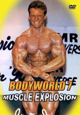 Bodyworld # 7 - Muscle Explosion