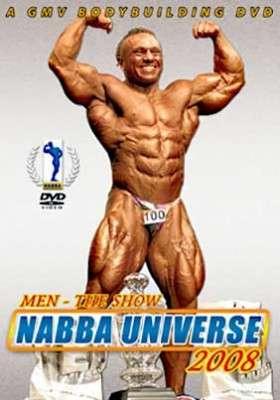2008 NABBA Mr. Universe - Show