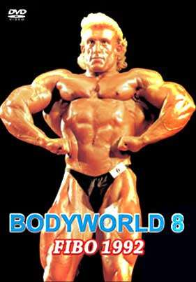 Bodyworld # 8 FIBO 1992