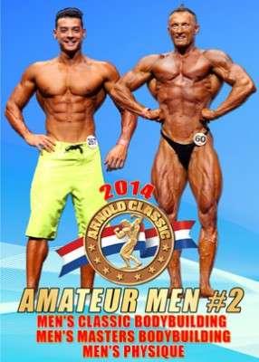 2014 Arnold USA Amateur Men # 2