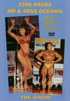 1996 NABBA Mr. & Miss Oceania