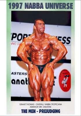 1997 NABBA Mr. Universe - Prejudging