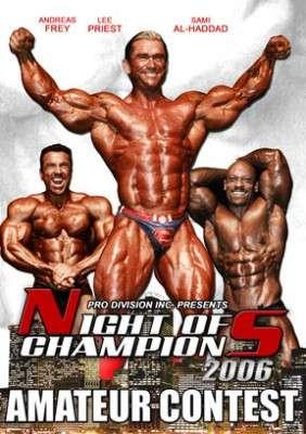 2006 NOC Pro Qualifier