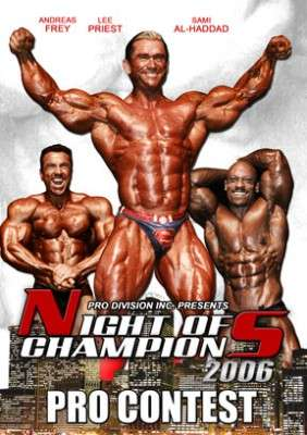 2006 PDI Night of Champions - Pro Show