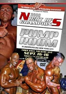 2006 Night of Champions - Pump Room