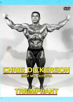 Chris Dickerson - Triumphant