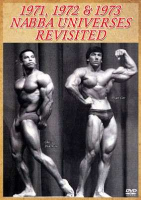 1971, 1972 and 1973 NABBA Universes Revisited