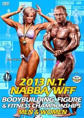 2013 NT NABBA/WFF Championships