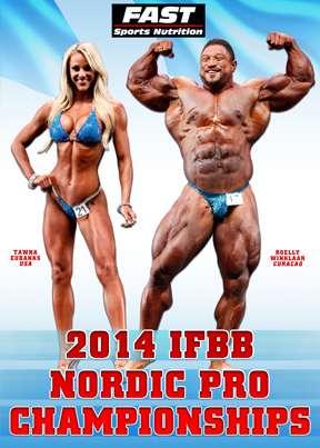2014 IFBB Nordic Pro championships
