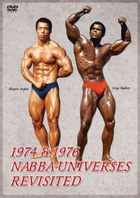 1974 and 1976 NABBA Universe - Revisited