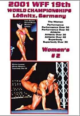 2001 WFF Worlds women # 2