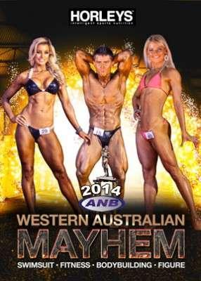 2014 ANB Western Australian Mayhem