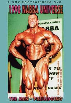 1998 NABBA Mr. Universe - Prejudging
