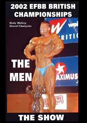 2002 EFBB British Championships - Men Show