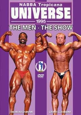 1995 NABBA Mr. Universe - Show