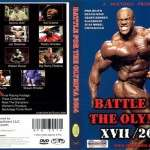Battle for the Olympia 2014
