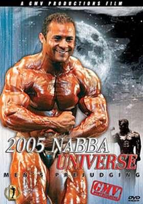 2005 NABBA Mr. Universe - Prejudging