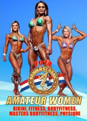 2014 Arnold Classic USA Amateur Women