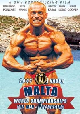 2007 NABBA Mr. World - Prejudging