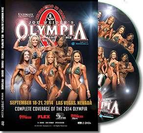 2014 Olympia Women