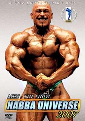2007 NABBA Mr. Universe - Show