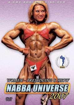 2007 NABBA Universe - Women