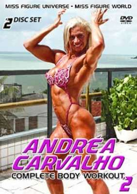 Andrea Carvalho Complete Workout