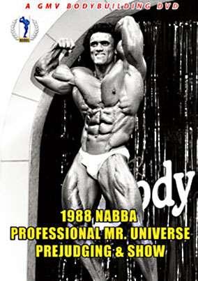 NABBA Mr. Universe