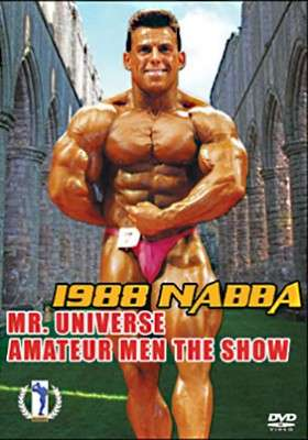 1988 NABBA Amateur Mr. Universe - Show