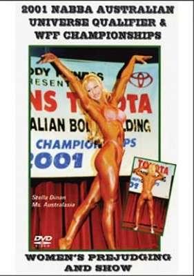 2001 NABBA/WFF Australia - Women