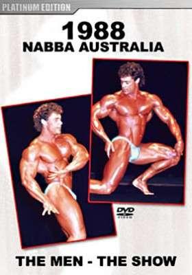 1988 NABBA Mr. Australia - Show