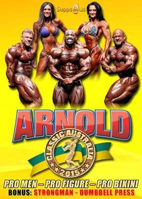 2015 Arnold Australia