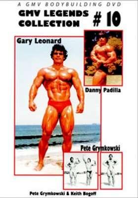 GMV Legends Collection # 10, Leonard etc