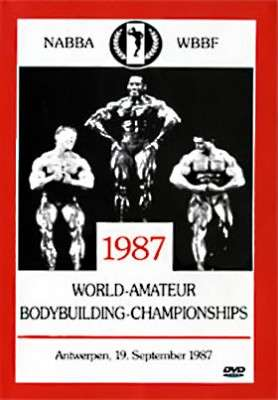 1987 NABBA World Amateur Championships