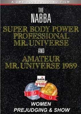 1989 NABBA Universe: Women