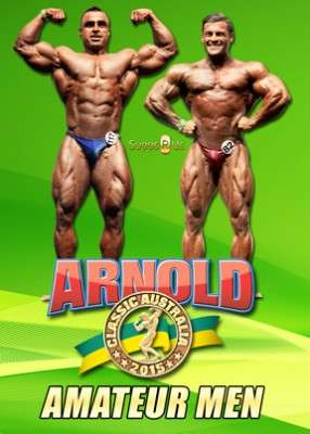 2015 Arnold Australia - Amateur Men