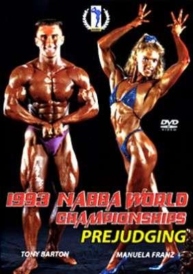 1993 NABBA Worlds - Prejudging