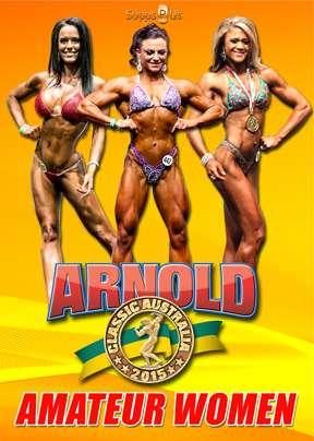 2015 Arnold Australia Amateur Women