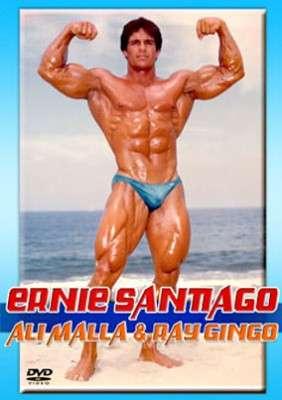 Ernie Santiago, Ali Malla, Ray Gingo