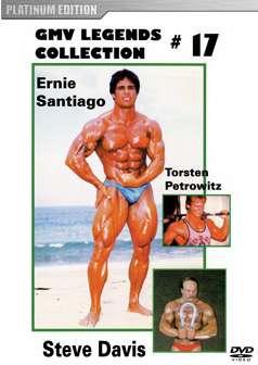 GMV Legends Collection # 17 Santiago etc