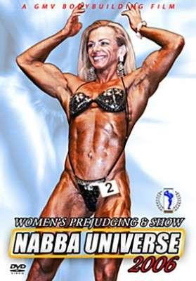 2006 NABBA Universe Women