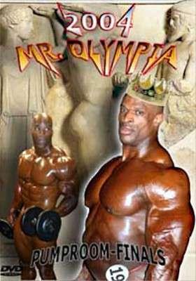 2004 Mr. Olympia Finals Pump Room