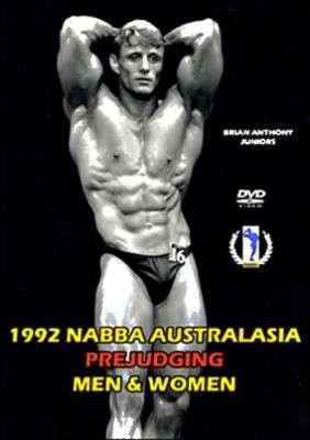 1992 NABBA Australasia - Prejudging