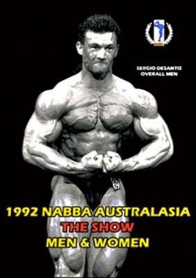 1992 NABBA Australasia - Show