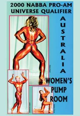 2000 NABBA Pro-Am Universe Qualifier Women's Pump Room