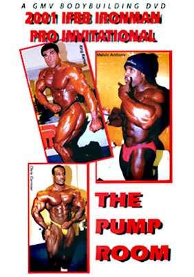 2001 Iron Man Pro Pump Room