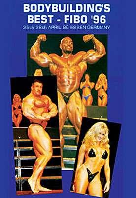 FIBO '96 - Bodybuilding's Best