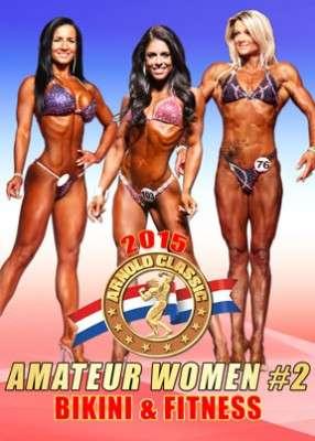 2015 Arnold Classic Amateur Women # 2