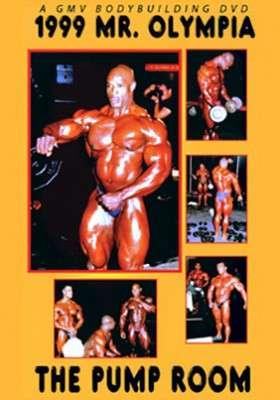 1999 Mr. Olympia pump room